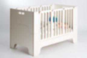 Wilja Kinderbett minimalmaxi als Kinderbett
