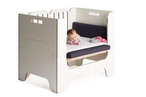 Minimalmaxi Babybett Starterset / 0 - 18 Monate