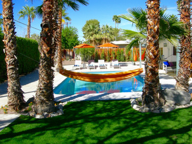 Central Palm Springs Mid Century 4 bedroom 3 bath