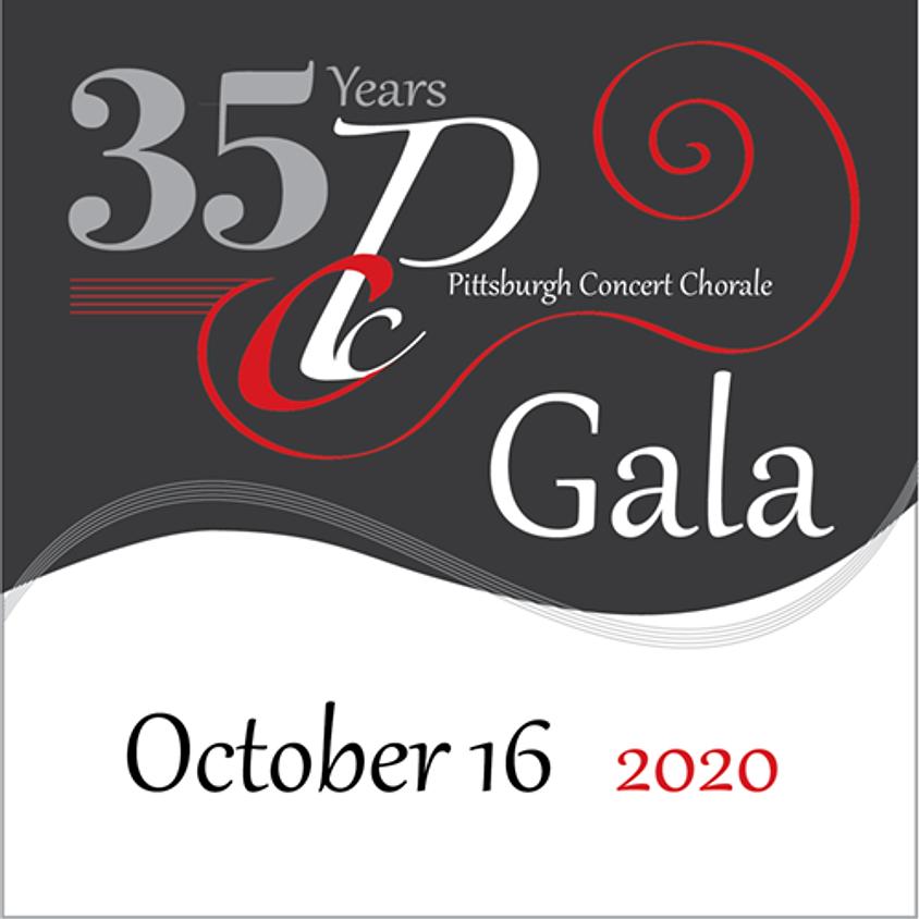PCC's 35th Anniversary Gala Fundraiser