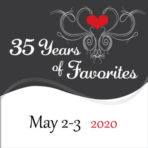 35 Years of Favorites