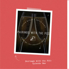 Pairings with the PCC: Episode 1