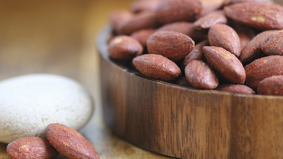 Roasted Almonds (BBQ)