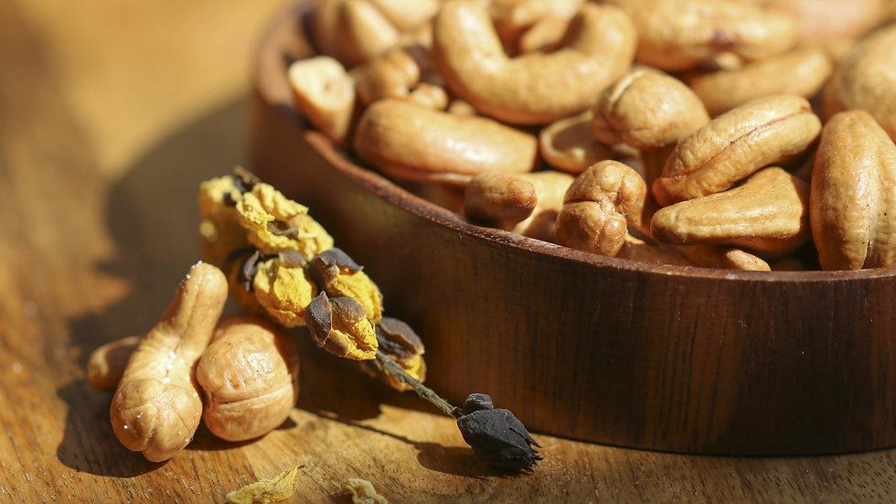 Roasted Jumbo Cashews (Salted)