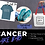Thumbnail: Value Cancer Care Package Shirt, Tote, Power Sox