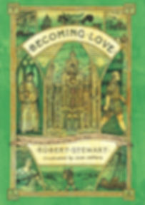 Becoming Love Book Cover, Robert Stewart Author