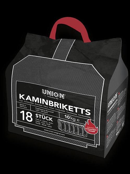 Briquettes de lignite union