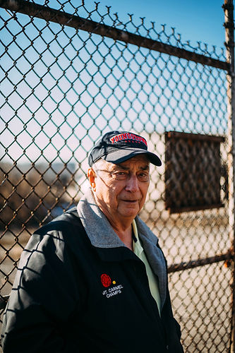John Fusco, by the Valley.