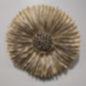 Lynnette Hesser, Wall Mushroom from Crea