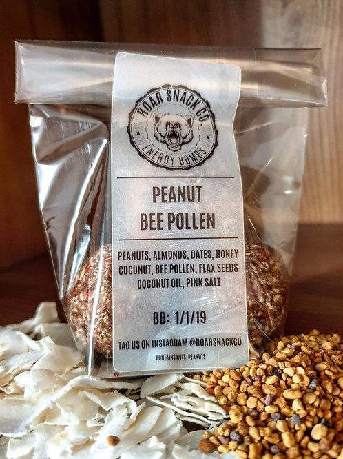 Peanut & Bee Pollen