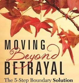 Moving Beyond Betrayal : The 5-Step Boundary Solution for Partners of Sex Addicts - by Vicki Tidwell Palmer