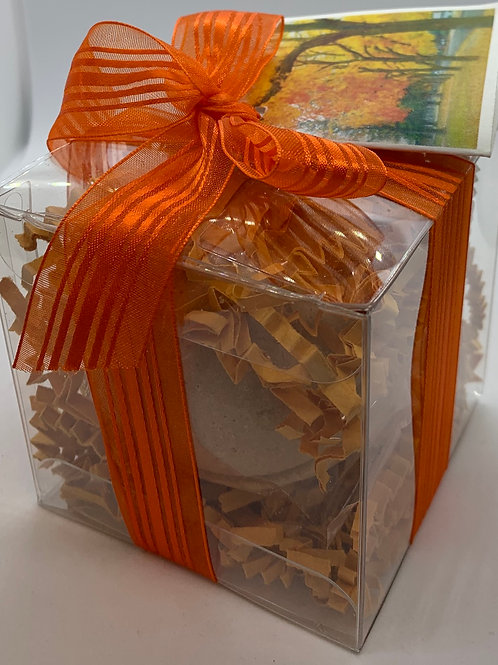 Autumn Magic 5.5 oz Bath Bomb Gift Set
