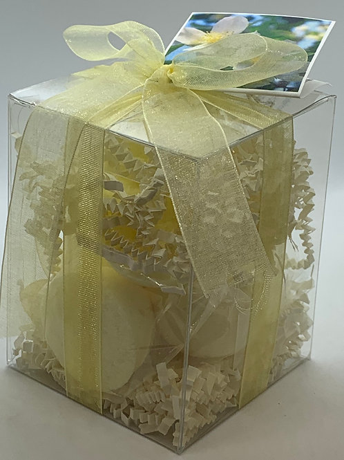 Jasmine 7-pack Bath Bomb Gift Set