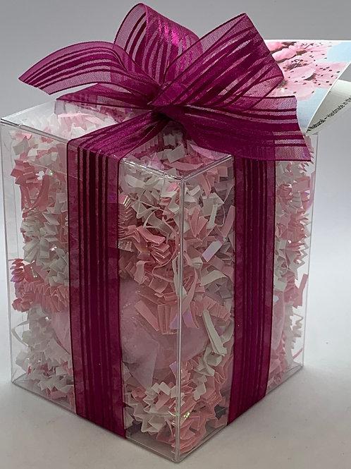 Japanese Cherry Blossom 7-pack Bath Bomb Gift Set
