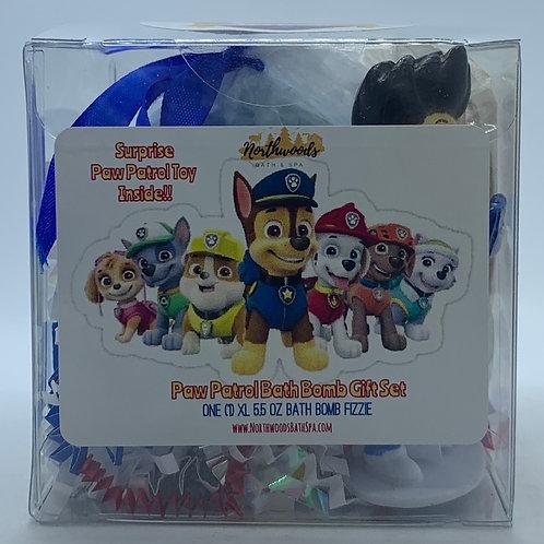 """Paw Patrol """"Ryder"""" XL 5.5 oz Bath Bomb Gift Set"""