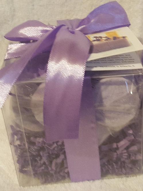 Lavender Luxury 14-pack Bath Bomb Gift Set