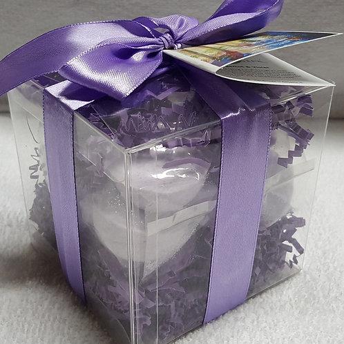 Calabrian, Bergamot & Violet 14-pack Bath Bomb Gift Set