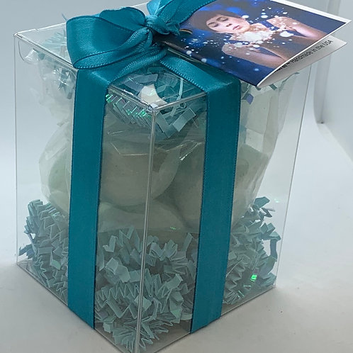 A Thousand Wishes 7-pack Bath Bomb Gift Set