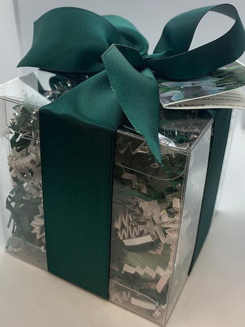 Eucalyptus & Spearmint 14-pack Bath Bomb Gift Set (b)