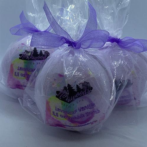 Lavender Vanilla - Three (3) XL 5.5 oz Bubble Bombs