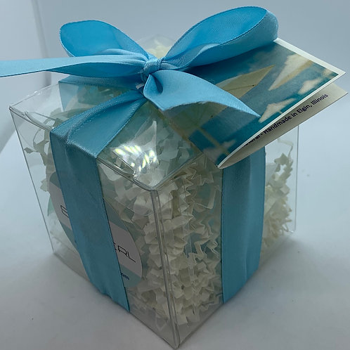 Cool Water 5.5 oz Bath Bomb Gift Set