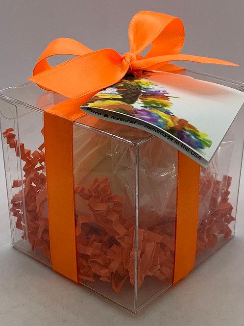 Caribbean Coconut 5.5 oz Bath Bomb Gift Set