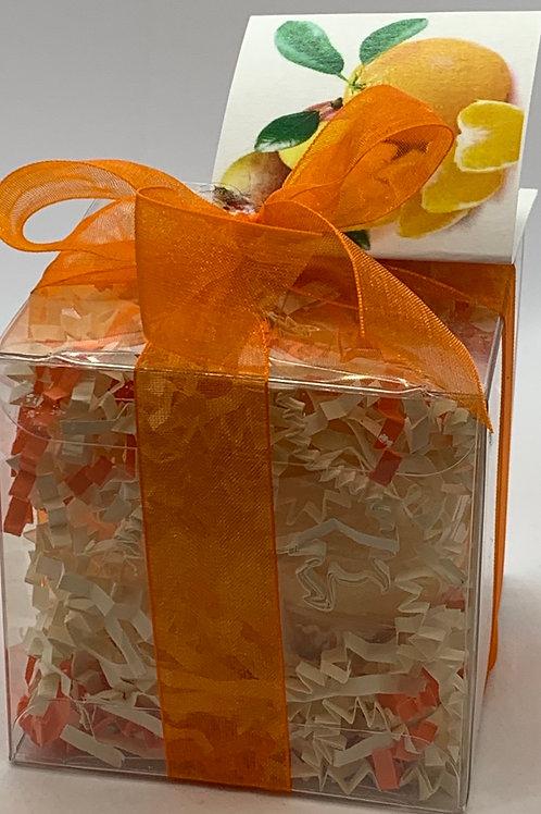 Mango Mandarin 5.5 oz Bath Bomb Gift Set