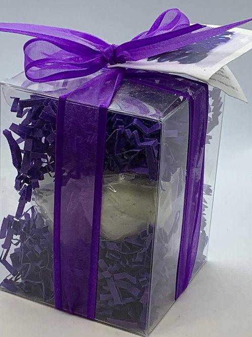 Tassie Lavender 7-pack Bath Bomb Gift Set