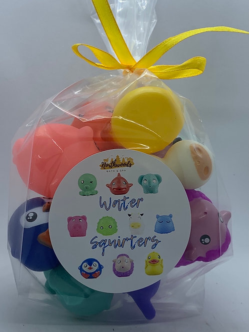 Water Squirter Toys - Set of 10