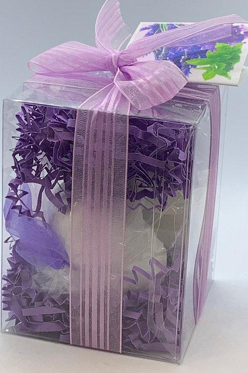 Lavender Mint 7-pack Bath Bomb Gift Set