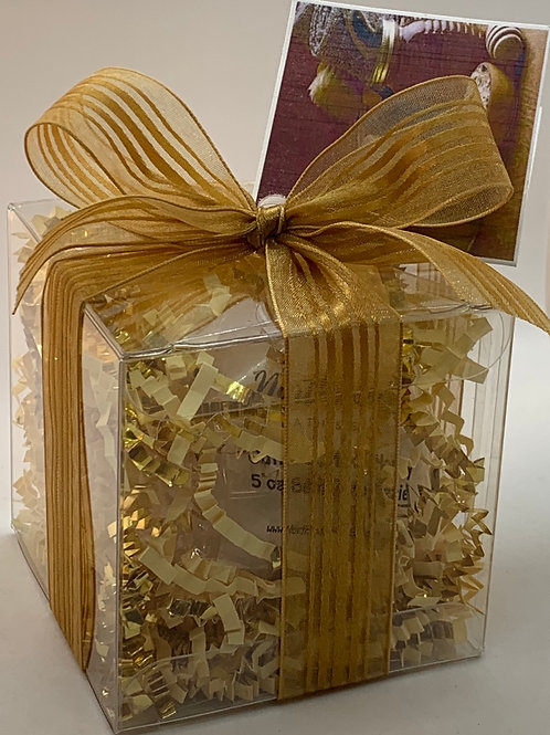 Oatmeal, Milk & Honey 5.5 oz Bath Bomb Gift Set (b)