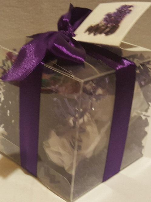 Tassie Lavender 14-pack Bath Bomb Gift Set