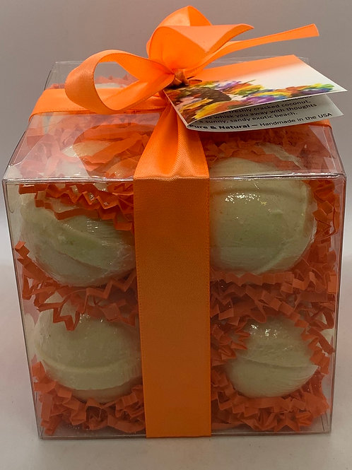 Caribbean Coconut 9-pack Gift Set