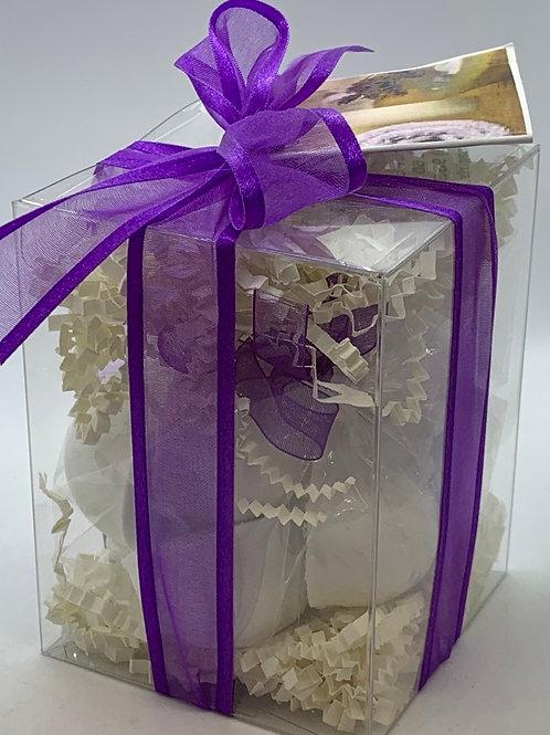 Lavender Chamomile 7-pack Bath Bomb Gift Set
