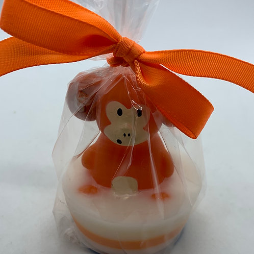 Bubblegum 1 oz Monkey Popper Soap