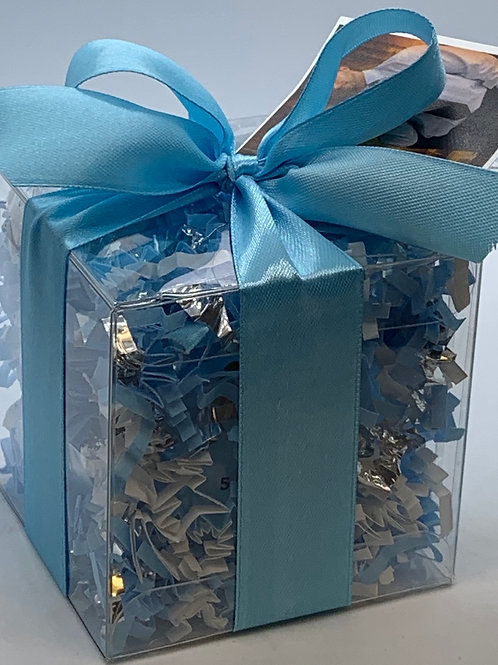 Perfect Man 5.5 oz Bath Bomb Gift Set