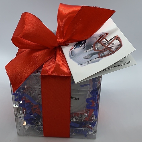 Football-inspired 5.5 oz Bath Bomb Gift Set #3