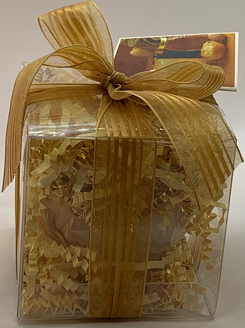 Oatmeal, Milk & Honey 5.5 oz Bath Bomb Gift Set