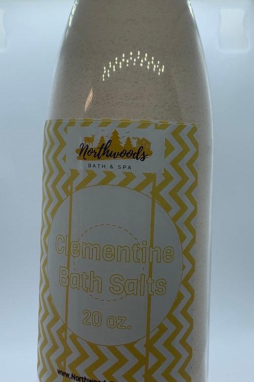 Clementine Bath Salts