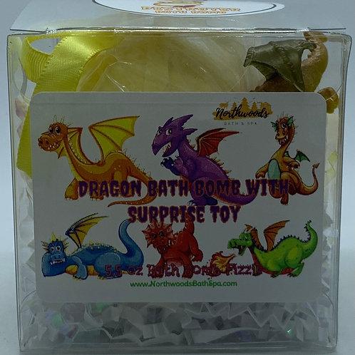 """Dragon """"Destroyer"""" XL 5.5 oz Bath Bomb Gift Set"""
