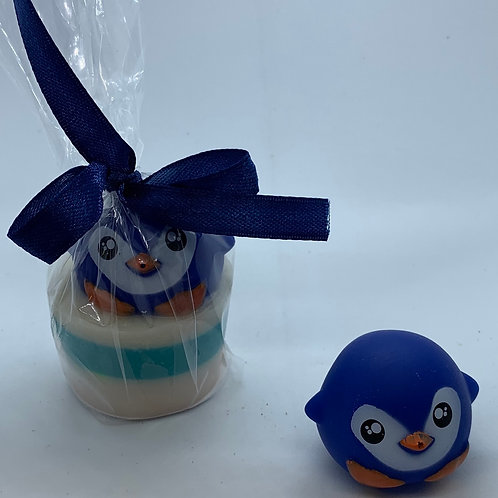 """Water Squirter """"Owl"""" 1.3 oz Jelly Bean Soap"""
