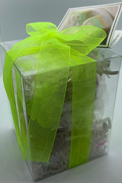 Coconut Lime 7-pack Bath Bomb Gift Set