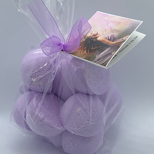 Be Enchanted 14-pack Bath Bomb Fizzies