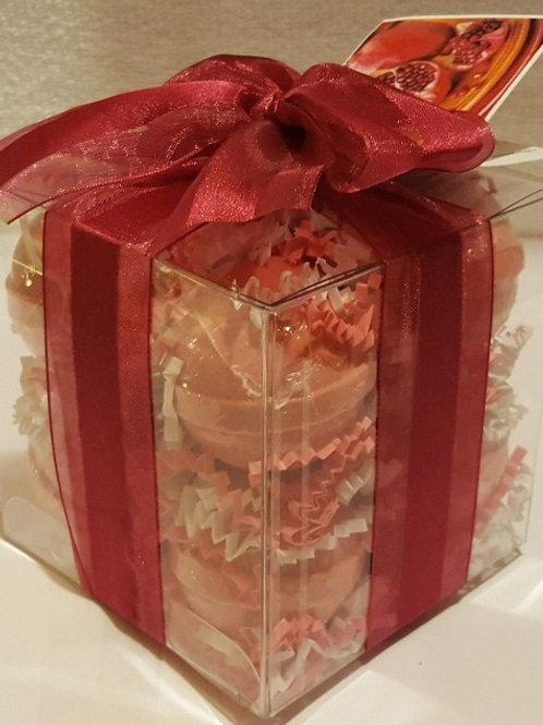 Pomegranate 9-pack Gift Set (c)