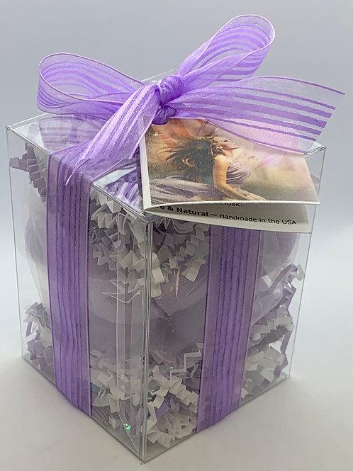 Be Enchanted 7-pack Bath Bomb Gift Set