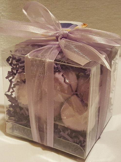 Lavender Luxury 14-pack Bath Bomb Gift Set (d)