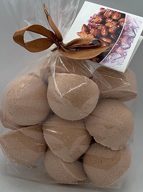 Honey Almond 14-pack Bath Bomb Fizzies