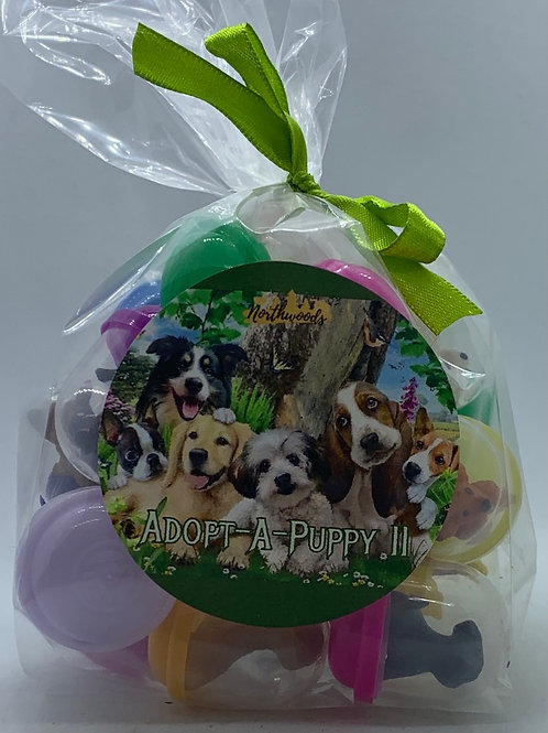 Adopt-A-Puppy II & III Toys - Set of 18