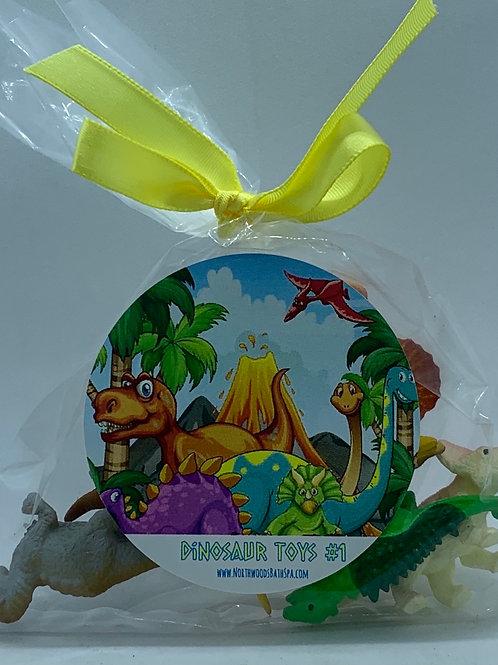 Dinosaur Toys #1 - Set of 6