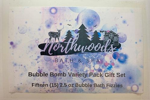 Bubble Bomb Variety Pack Gift Set (b)